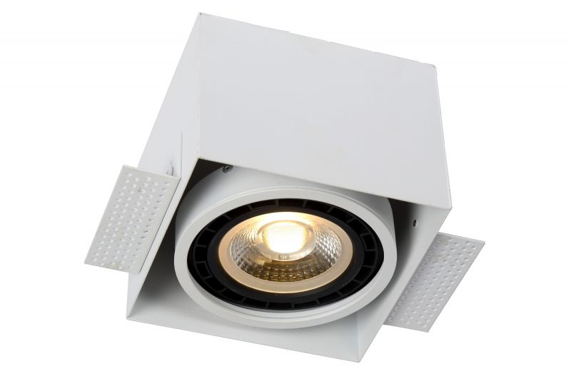TRIMLESS Recessed spotlight GU10 White