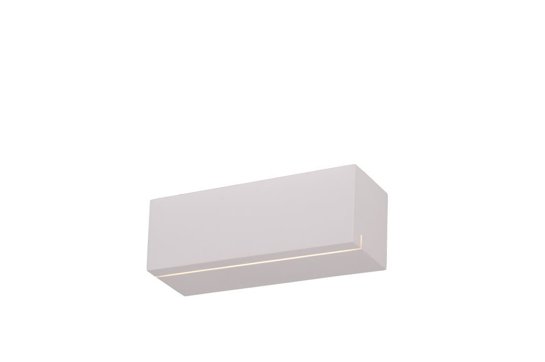 BLANKO Wall light G9/40W L22cm H7,5cm Wh (29204/01/31)