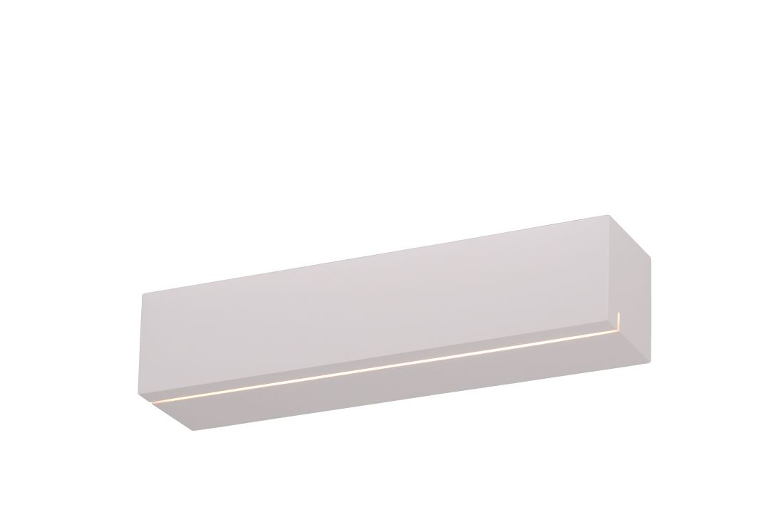 BLANKO Wall light 2xG9/40W L35cm H7,5cm White (29204/02/31)