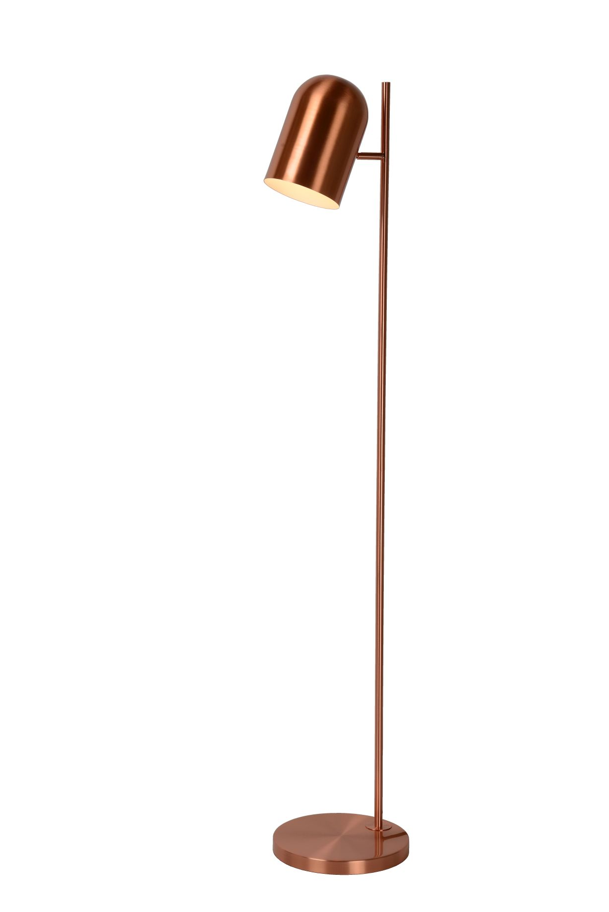 BLINY Floor lamp E27 D14 H140cm Copper (30792/01/17)
