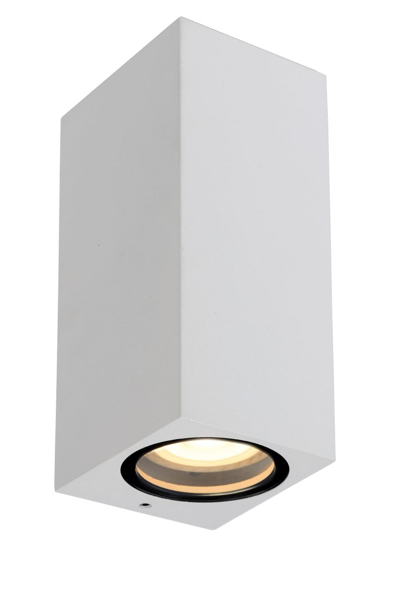 ZARO Vall spotlight Bathroom  2xgu  White