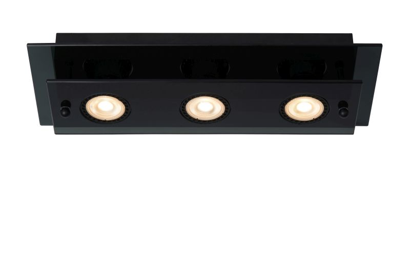 OKNO Ceiling Light Rectangle Black